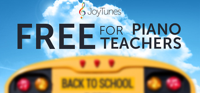 Your Partner for Teaching Music: Why Piano Maestro is Now Free