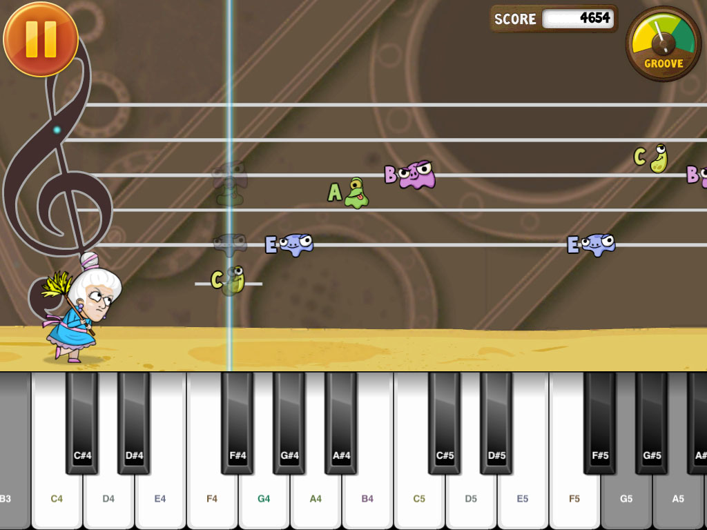 Online piano game free 2014