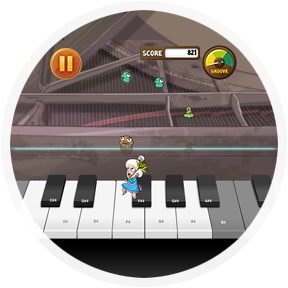 JoyTunes Music Games | Piano Dust Buster 2